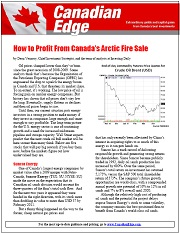 How to Profit from Canada's Arctic Fire Sale